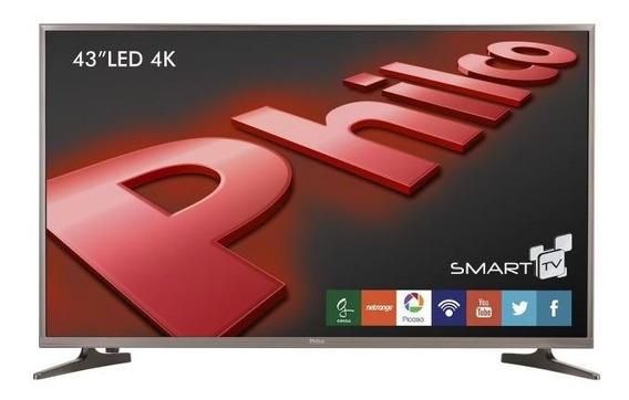 Tv Philco Led 4k 43 Ph43e60dsgw Bivolt