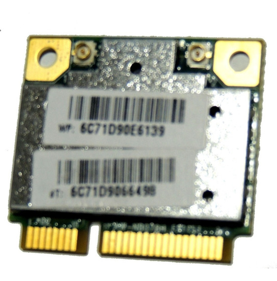 Placa De Rede Whireless Emax Aw-nb078h Para Notebooks