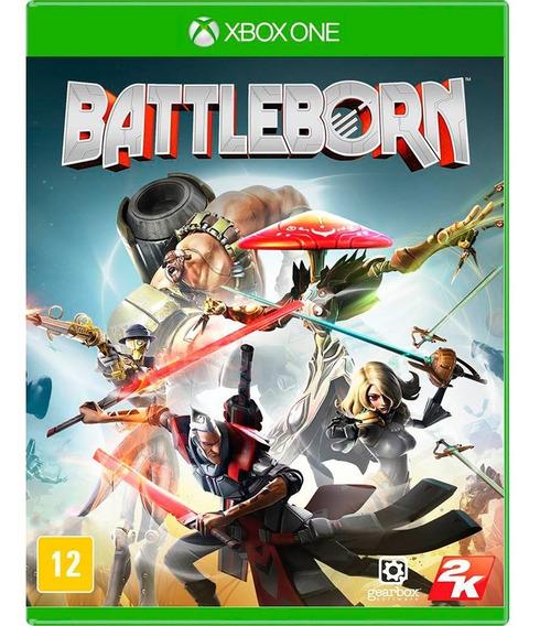 Jogo Xbox One Battleborn - Novo - Lacrado