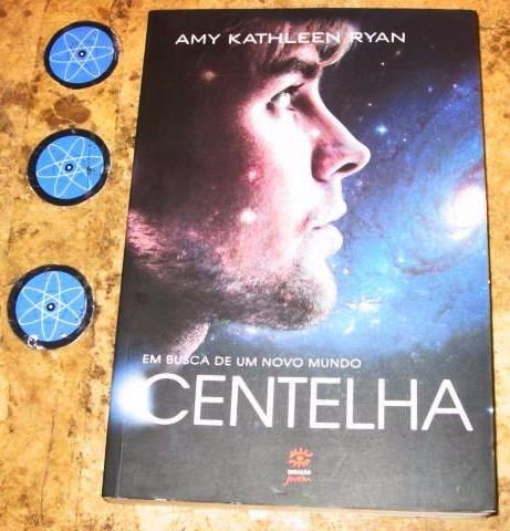 Livro Centelha - Amy Kathleen Ryan (2012)