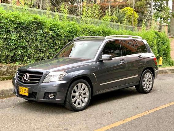 Mercedes-benz Clase Glk 220 Diésel Aut 4x4