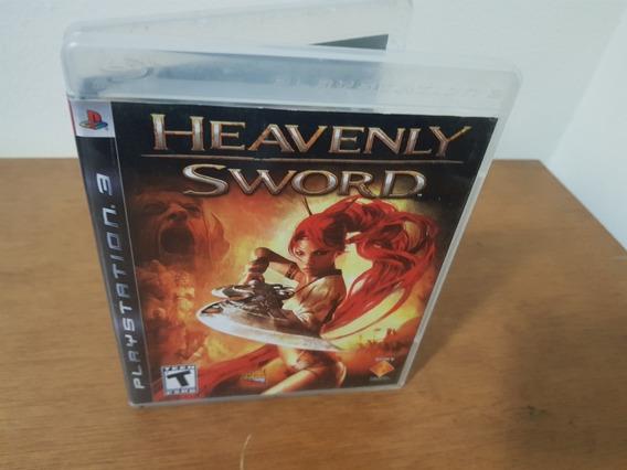 Heavenly Sword Usado Original Ps3 Midia Física