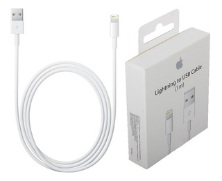 Cabo Carregador Usb Celular iPhone 5s 6 7 E 4 4s