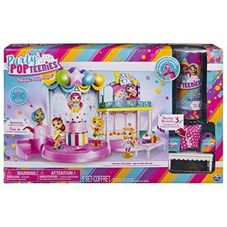 Party Popteenies Poptastic Party Playset Con Confeti Exclusi