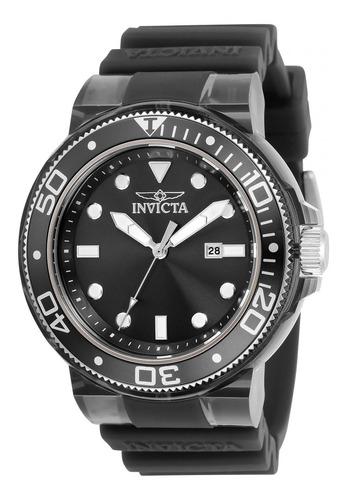 Reloj Invicta 32330 Gris Transparente Hombres