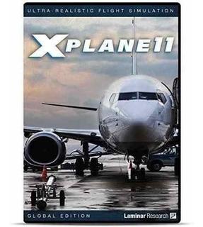 Versión Oficial - X-plane 11 Global Flight Simulator (pc, Ma