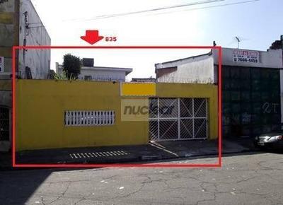 Prédio Comercial Para Venda E Locação, Vila Antonieta, São Paulo. - Pr0056