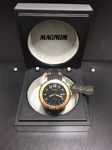 Relógio Magnum Unisex  (promoção) De R$ 250 Por R$229