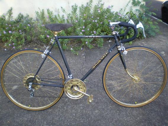 Bicicleta Monark Vogue ( Banhada Ouro 18 K ) Aceito Troca