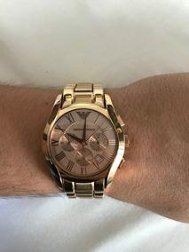 Relógio Emporio Armani - Cobre