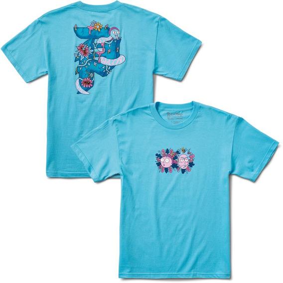 Playera Primitive Rick And Morty Dirty P T-shirt