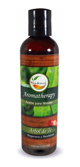 Aceite Para Masaje Aromaterapia 125 Ml. *envío Gratis*