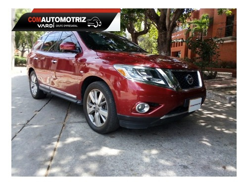 Nissan Pathfinder Exclusive Id 37241 Modelo 2014