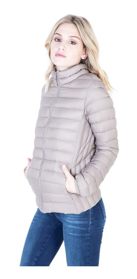 Campera Inflable Uniqlo Lady Iggy