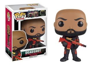 Funko Pop! Deadshot #98 Suicide Squad Jugueteria El Pehuen
