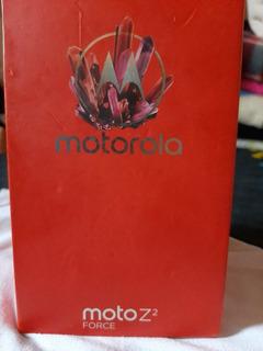 Vendo Motorola Z2 Force Y Moto Mods