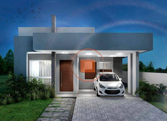 Casa À Venda, 135 M² Por R$ 636.000,00 - Alphaville - Gravataí/rs - Ca1773