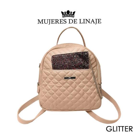 Glitter Pink - Mujeres De Linaje