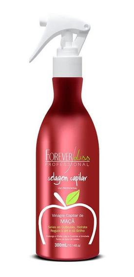 Forever Liss Vinagre De Maça Selagem Capilar - 300ml