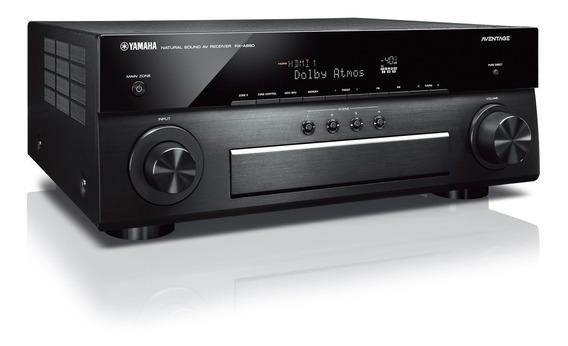 Receiver Yamaha Rx-a880 7.2 Zona2 Wifi Dolby Revenda Oficial