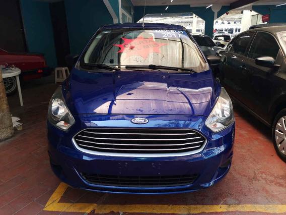 Ford Figo 2017 4p Impulse L4/1.5 Man A/a