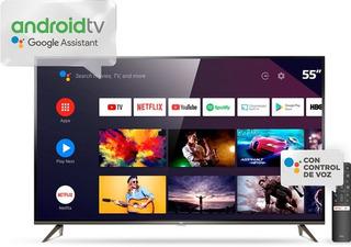 Smart Tv Led 55 4k L55p8m Tcl