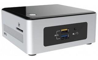 Mini Pc Intel Nuc Celeron N3050 1-sodimm 1.35v Hdmi Vga 2.5