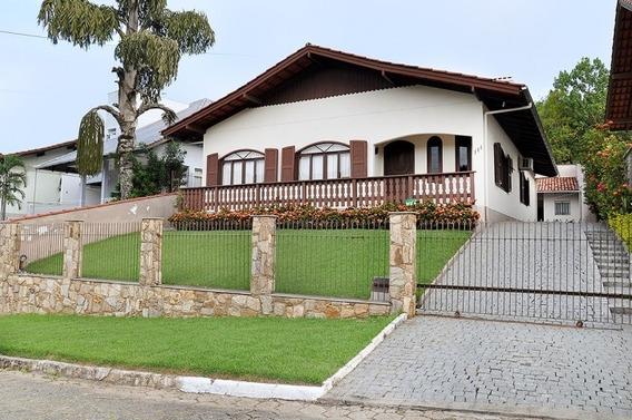 Casa Em Vorstadt, Blumenau/sc De 457m² 3 Quartos À Venda Por R$ 800.000,00 - Ca67533