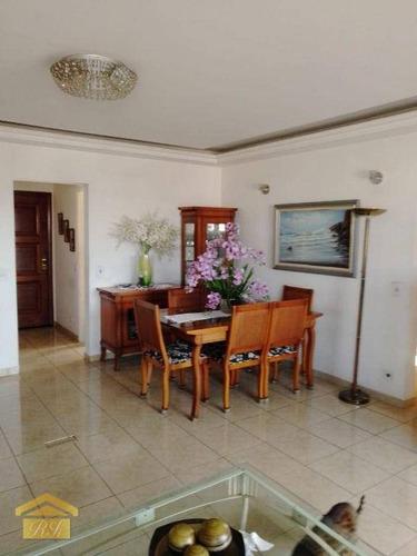 Imagem 1 de 16 de Apartamento Com 3 Dormitórios Mobiliadomobiliado À Venda Por R$ 750.000 - Vila Paulista - São Paulo/sp - Ap1703