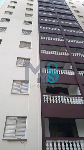 Imagem 1 de 20 de Apartamento Com 3 Dormitórios À Venda, 90 M² Por R$ 300.000,00 - Jardim Lincoln - Suzano/sp - Ap0198