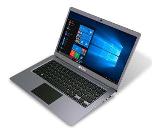 Notebook Exo 14 Celeron 4gb 500gb Smart E25