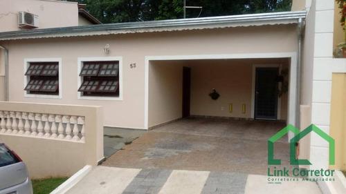 Casa À Venda, 122 M² Por R$ 550.000,00 - Parque Imperador - Campinas/sp - Ca0506