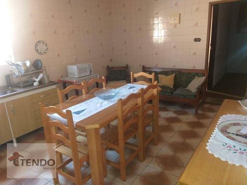 Imagem 1 de 22 de Imob03 - Casa 322 M² - Venda - 5 Dormitórios - Vila Sobrinho - Ribeirão Pires/sp - Ca0739