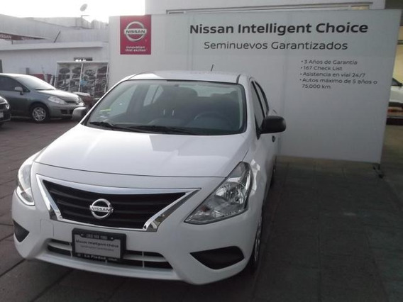 Nissan Versa 4p Drive L4/1.6 Man