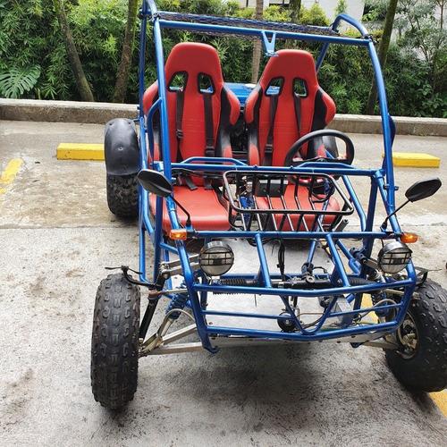 Buggy Go Kart 250 Cc. Automático