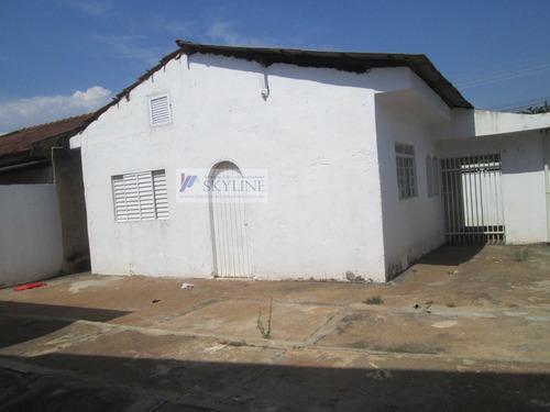 Casa A Venda No Bairro Solo Sagrado I Em São José Do Rio - 598-1