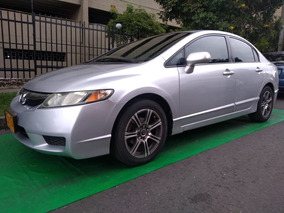 Honda Civic Lx 1800 Cc Mt Abs
