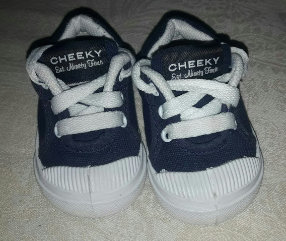 Zapatillas Cheeky