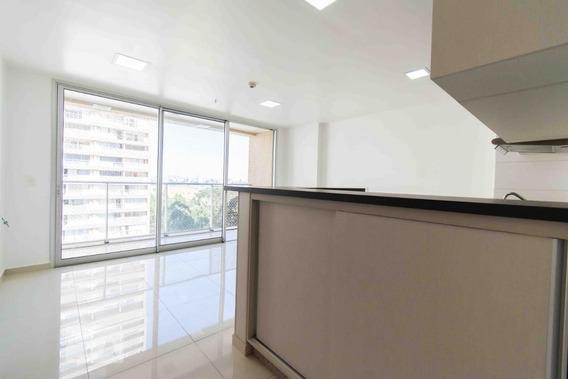 Apartamento No 8º Andar Com 1 Dormitório E 1 Garagem - Id: 892968918 - 268918