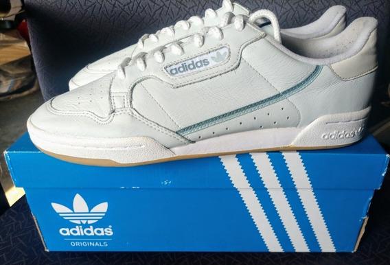 adidas Continental 80 Ee7048 28mx 10us Originales Con Caja