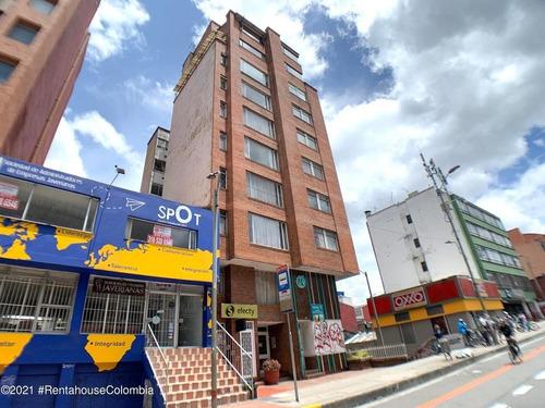 Arriendo Apartamento En  Chapinero Central Rah Co: 21-1815