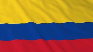 Tela Bandera Colombia Por Metro Ancho 1.50 Garantizada