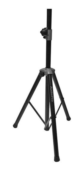 Tripode Base Metálico Para Parlante Audiopro Negro Stand2