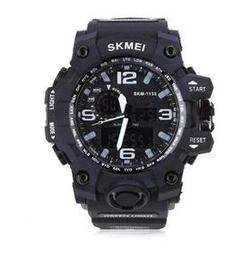 Relógio De Pulso Esportes / Militar Skmei 0989