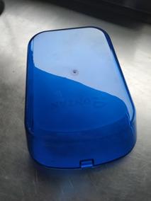 Cupula Giroflex Azul Spider-s Truck Rontan Nova