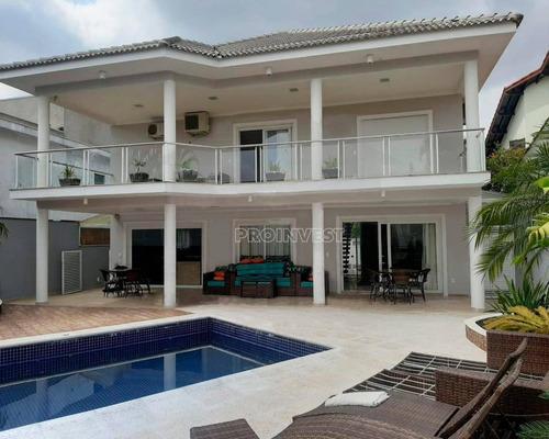 Imagem 1 de 25 de Casa Com 4 Dormitórios À Venda, 506 M² Por R$ 2.950.000,00 - Parque Dos Príncipes - Osasco/sp - Ca18116