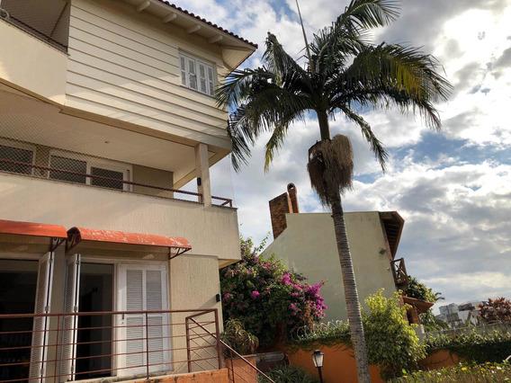 Sobrado Com Vista Espetacular Na Zona Sul De Porto Alegre
