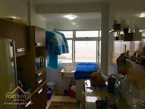 Imagem 1 de 8 de Apartamento Com 1 Dormitório À Venda, 50 M² Por R$ 180.000,00 - Tupi - Praia Grande/sp - Ap2790