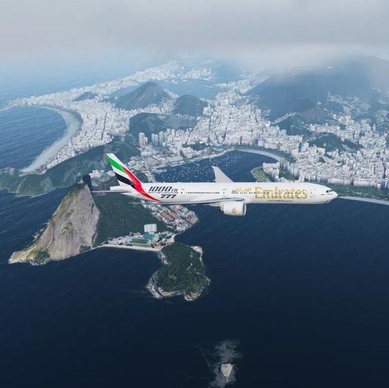 Flight Simulator 2019 + Aeronaves + Português