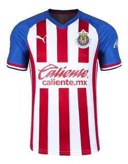 Camisa Do Chivas Guadalajara 2019 Original - Frete Grátis